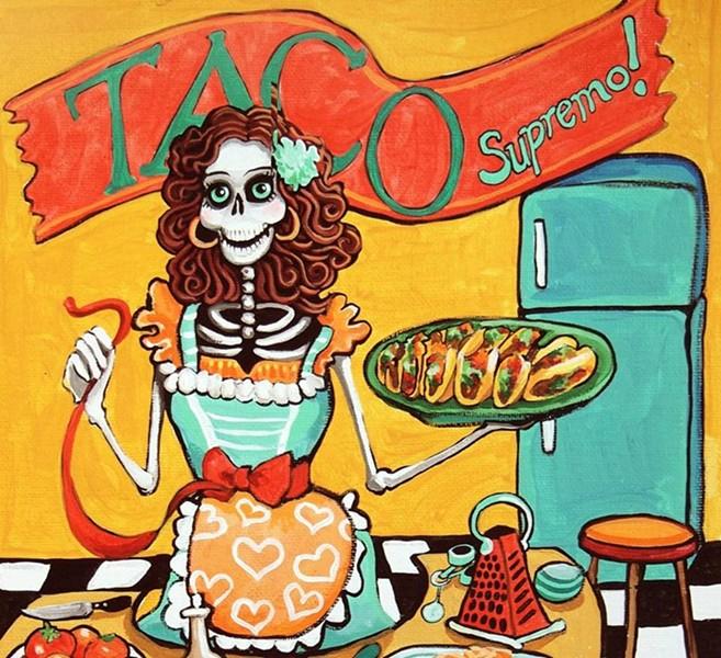 Let's taco 'bout La Cantina
