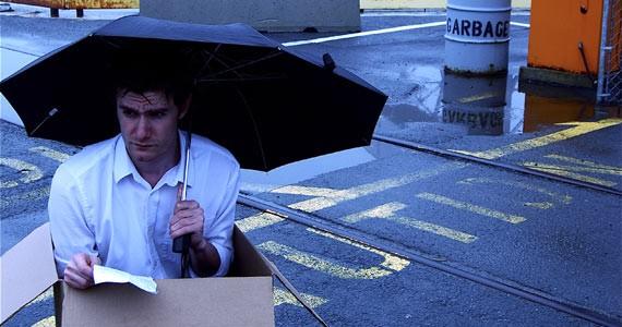 Lewis Wynne-Jones thinks inside the box.