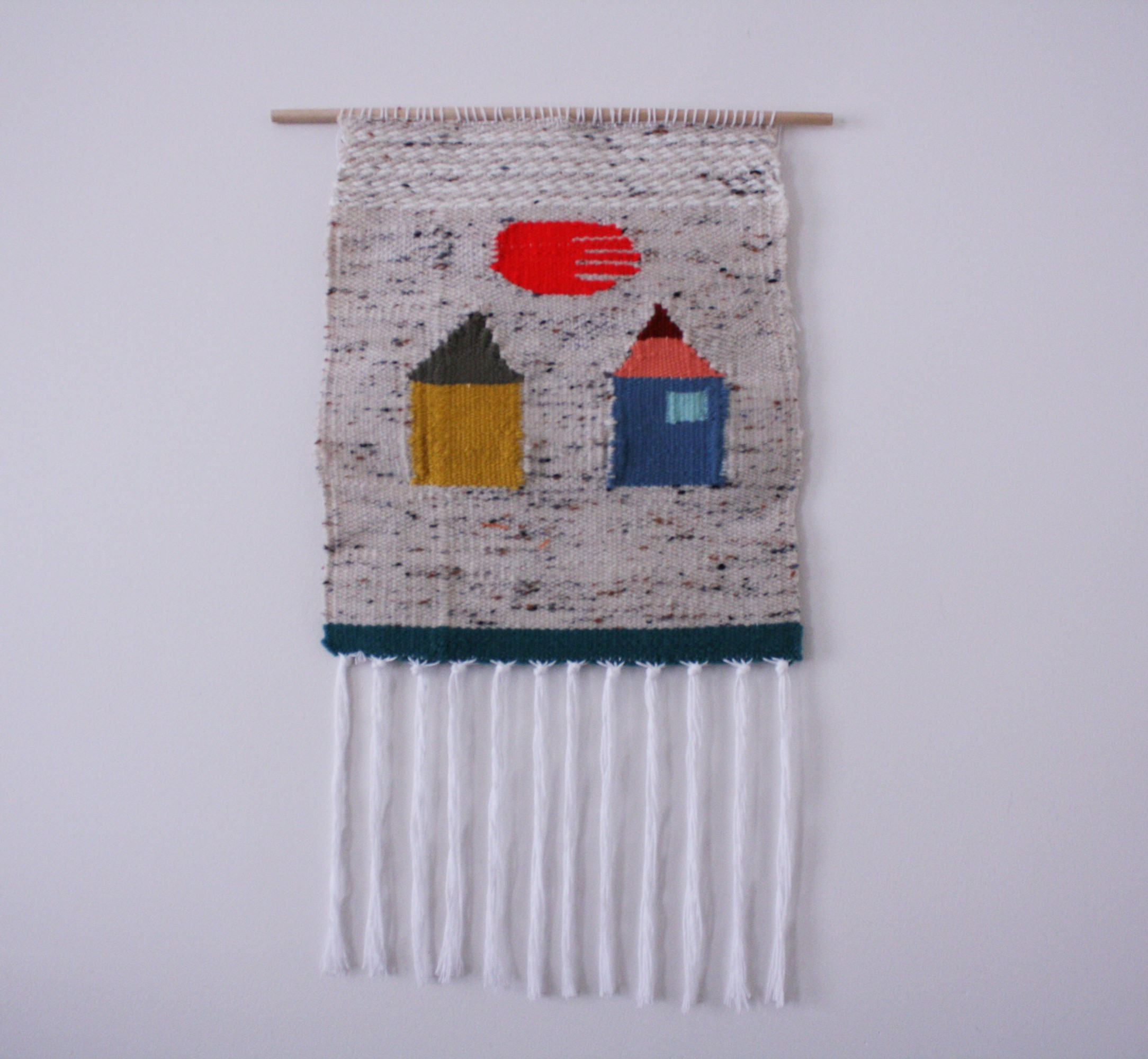 """Liz Toohey-Wiese's """"Shelter Tapestry"""""""