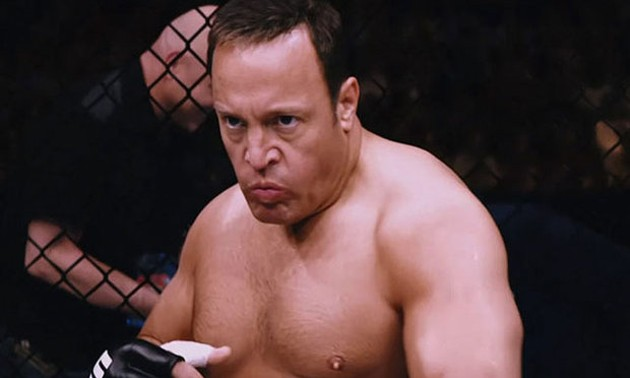 Loveable lunkhead Kevin James