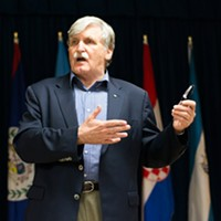Lt.-Gen. Roméo Dallaire will be speaking March 10 at the Spatz Theatre in Halifax.  For more information, click here.