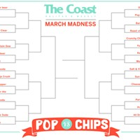March Madness Day 5: Club Soda vs Orange Crush and Salt & Vinegar vs Sun Chips