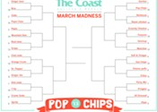 March Madness Day 6: Dr. Pepper vs Ginger Ale and Cheese Puffs vs Fritos