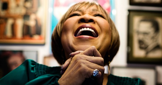 Marvelous Mavis Staples stirs the soul.