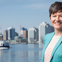 Megan Leslie is the New Democratic MP for Halifax and deputy leader for the federal NDP