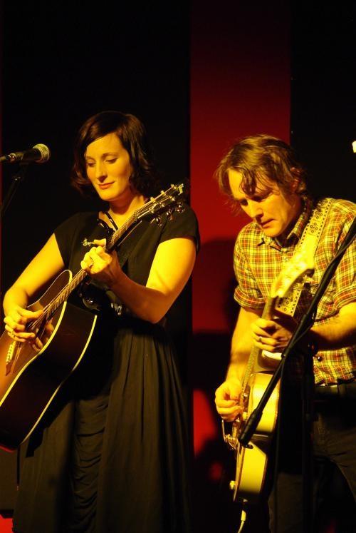 Melissa and Luke