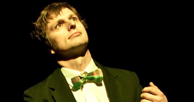 Michael McPhee stars as Anthony in Bone Boy