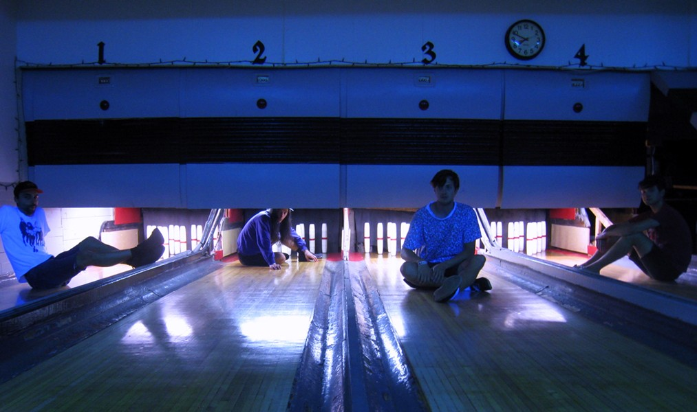 Monomyth at The Sackville Bowling Alley. - ADRIA YOUNG