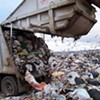 Much compost ending up in landfills