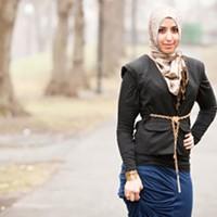 Eman Mustafa's unstoppable style