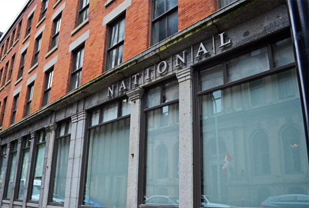 National's Hollis Street offices.