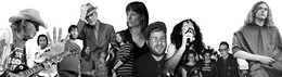 Neil Young, KRS-One, Black Mountain, Leonard Cohen, Christina Martin, Old Man Ludecke, Monotonix, The Maynards, Jay Reatard.
