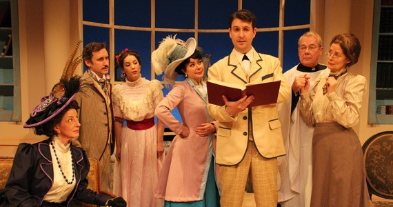 Neptune Theatre's production of The Importance of Being Earnest