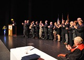 New council sworn in