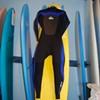 New wet suits at Dacane Surf Shop