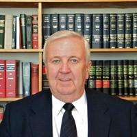 Night court adjudicator Gus McIntyre.
