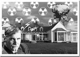 No nukes is good nukes Roméo Dallaire and the Pugwash Peace Exchange.illustration Moon Hee Nam