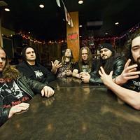 North End Metal All-Stars blazing