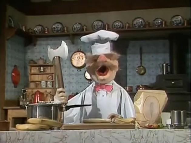 Not Picnic's chef Allan McPherson
