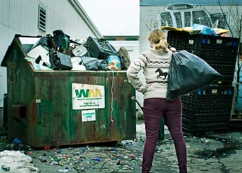 Who's to blame when apartments don't recycle?