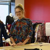 Nova Fashion Incubator is living la mode local