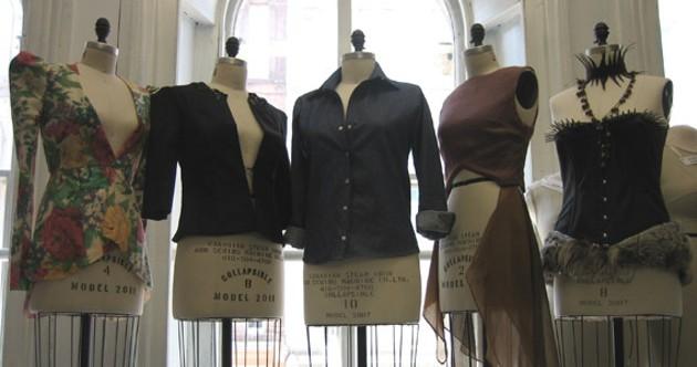 NSCAD fashions you wish you could wear.