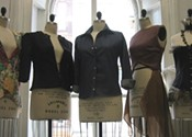 NSCAD's finest fashions <i>Hatch</i>