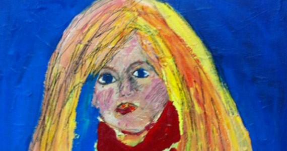 One of Kim Dawn's portraits.