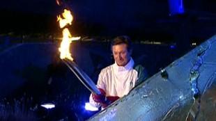 Gretzky gets lit.