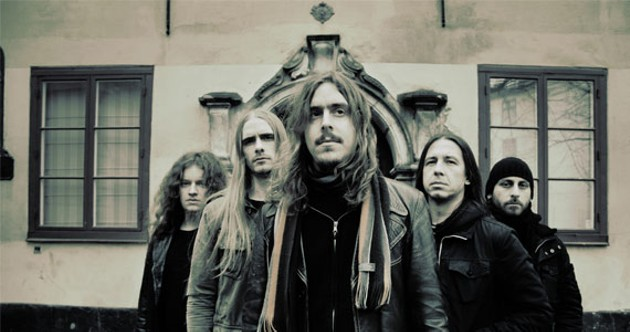Opeth gets dark at the Halifax Forum on Tuesday.