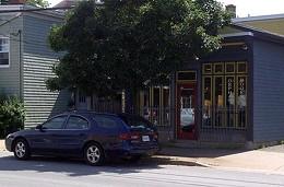 Orphan Books, Agricola Street, Halifax, Nova Scotia