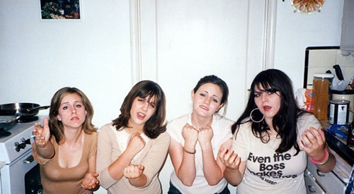 party like the donnas, ladies