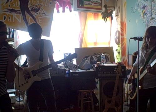 Pastoralia in the studio, Go North! 2009