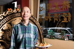 Patrick Wong and his Great Wall Restaurant have cemented a place in Halifax's food scene as enduring as the namesake Chinese landmark.