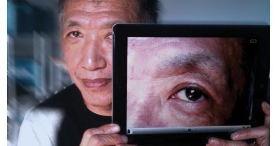 Paul Wong's got his eye set on you.