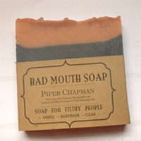 Soap operation: Bad Mouth Soap cleans up