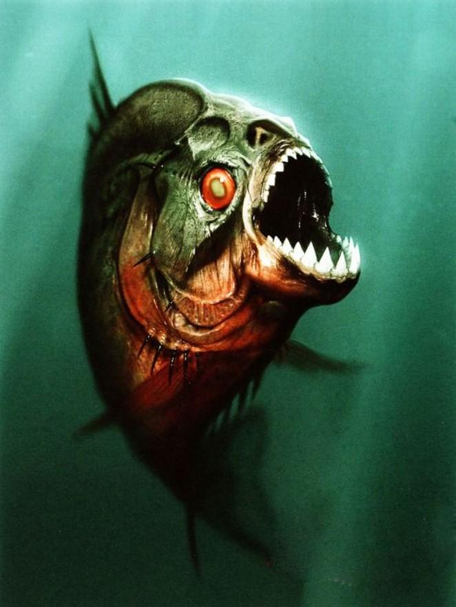 Piranha 3D bites the end off of summer | Film + TV | Halifax, Nova