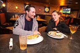 SCOTT BLACKBURN - Pizza Delight, Spring Garden Road, Halifax, Nova Scotia