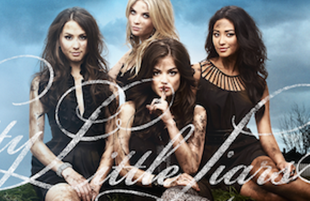 "Promo shot for Fuel Industries' Pretty Little Liars ""alternate reality mobile experience."""