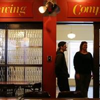 Propeller Brewery's Prop Room is where the mayhem begins.