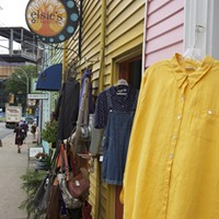Queen Street's having a mega yard sale