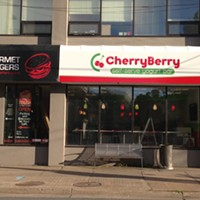 Some Cherry Berry good news