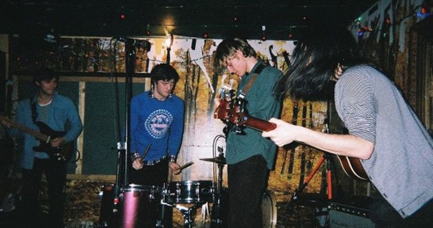 Quivers say goodbye with a split tape release with Nap Eyes on Tuesday