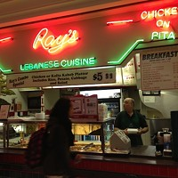 Ray's Lebanese Food and A Taste of India are being evicted from Scotia Square