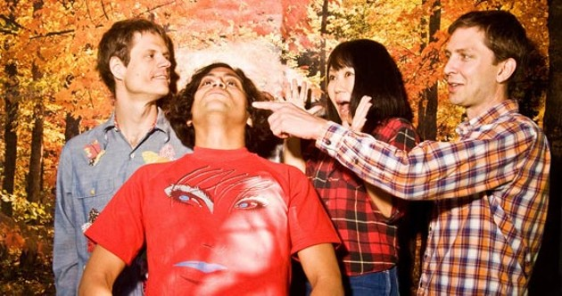reak out the tents, streamers and confetti cannons to Deerhoof (and many more) at Evolve