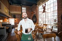 Red Stag Tavern, Brewery Market, Lower Water Street, Halifax, Nova Scotia