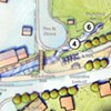 """Human river walk"" swims through Dartmouth"