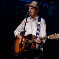 Review: Steve Poltz at the Carleton