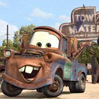 Reviewer unmoved by <i>Cars 2</i>