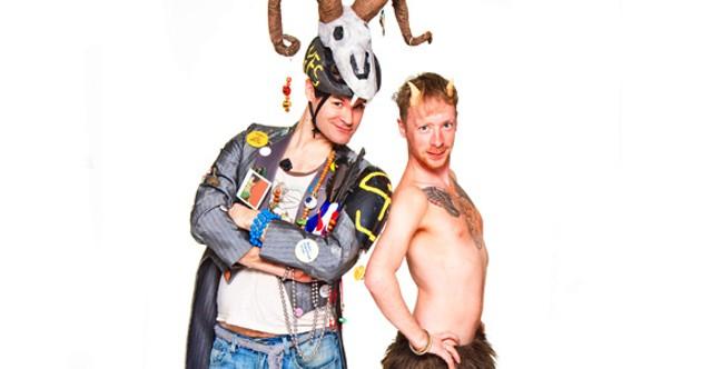 Rhys Bevan-John and Bill Wood go gonzo. - STOO METZ
